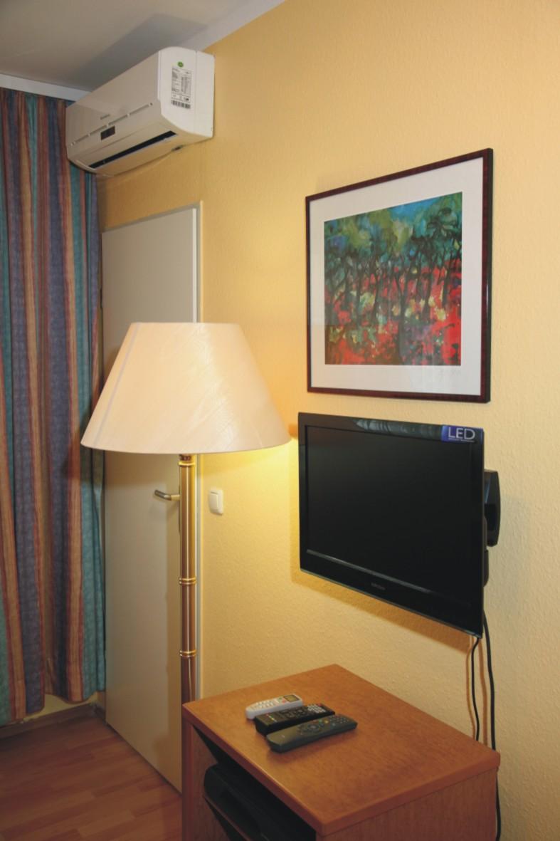 Hotel Zimmer mit Klimaanlage